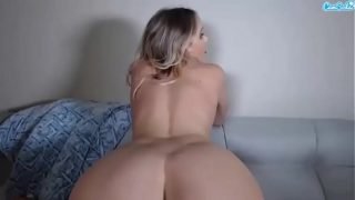 Alexis Adams sexy blonde with amazing ass